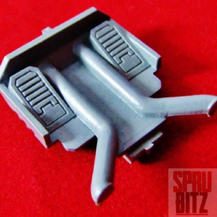 Space Marine Bike Motorbike Footplate Foot Plate